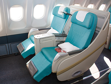 First Class Flights